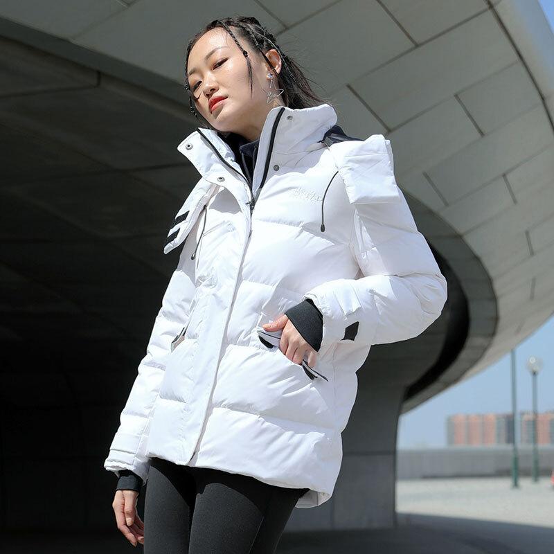 探路者 TOREAD 女子 户外防风保暖羽绒服  TADH92916-G02X