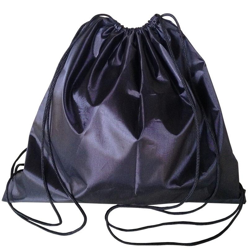黑色收紧袋  篮球赠品包