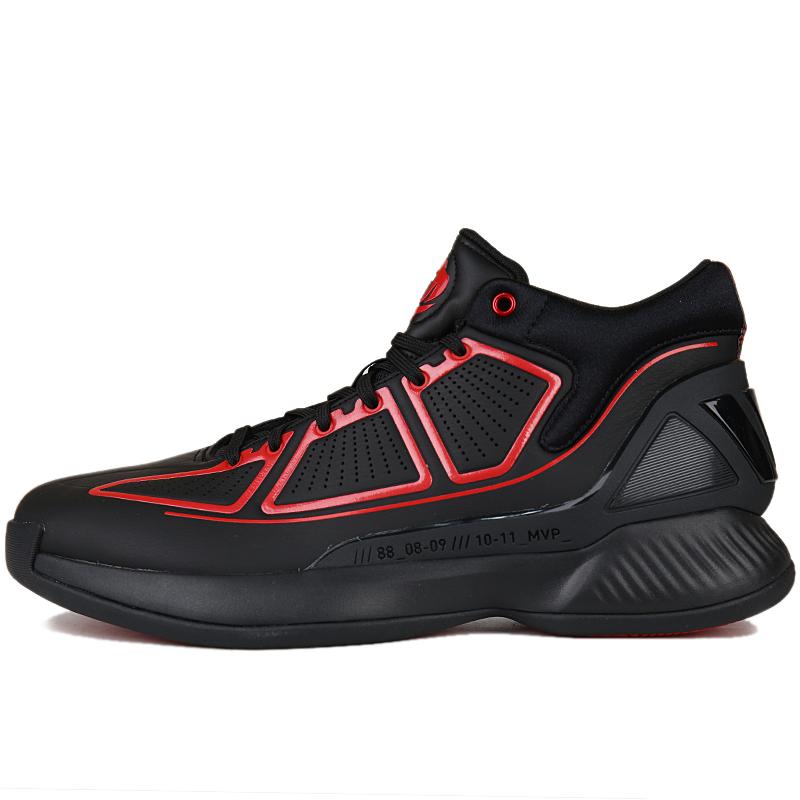 阿迪达斯 adidas D Rose 10 男子 Rose 10罗斯10场上训练实战高帮篮球鞋 G26162 F36778