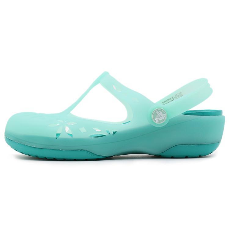 Crocs 卡骆驰 女子 伊莎贝拉户外休闲坡跟凉鞋 204939-3R6