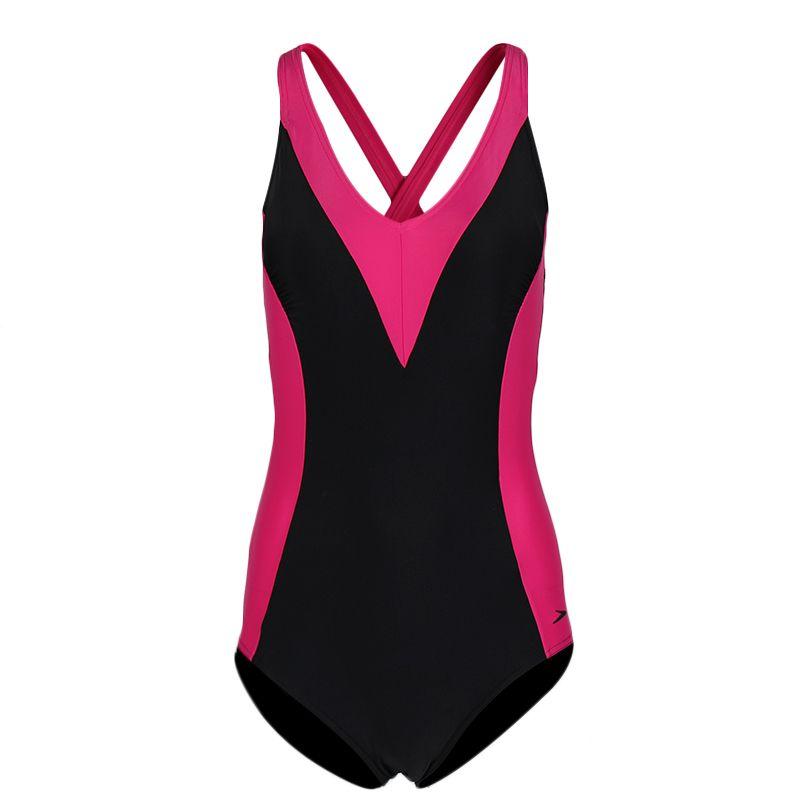 速比涛Speedo Starbeam 1 Piece  女子 泳装 连体泳衣 8-11377C511