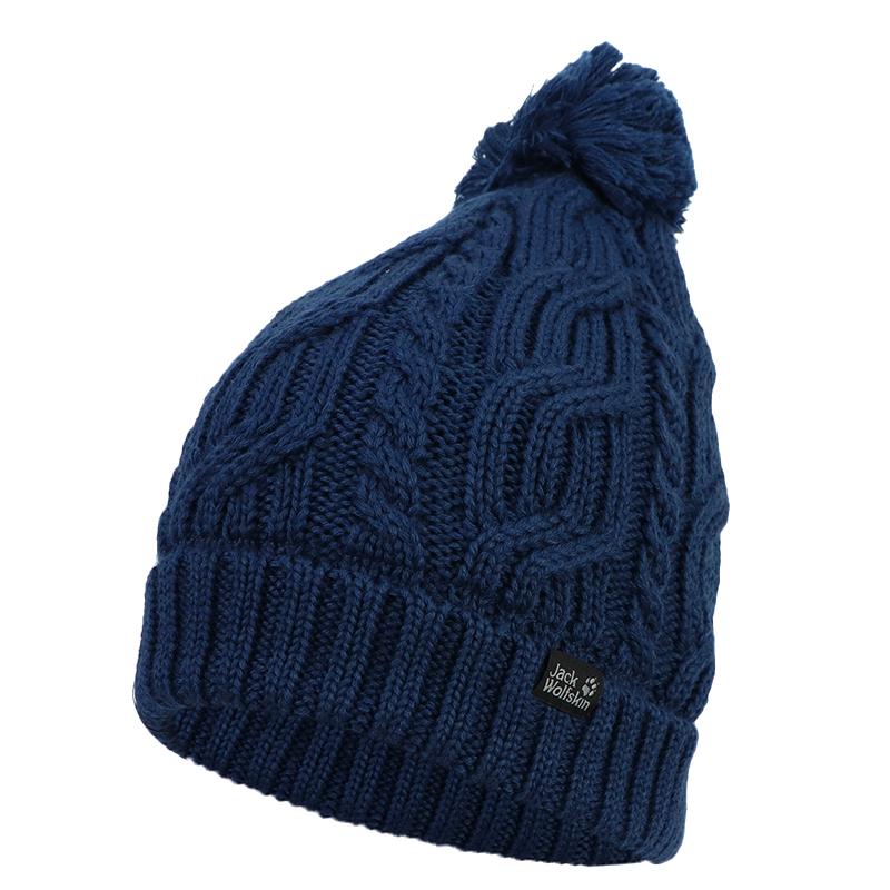 狼爪 Jack wolfskin  男女 户外帽针织帽保暖毛线帽子 1905091-1024