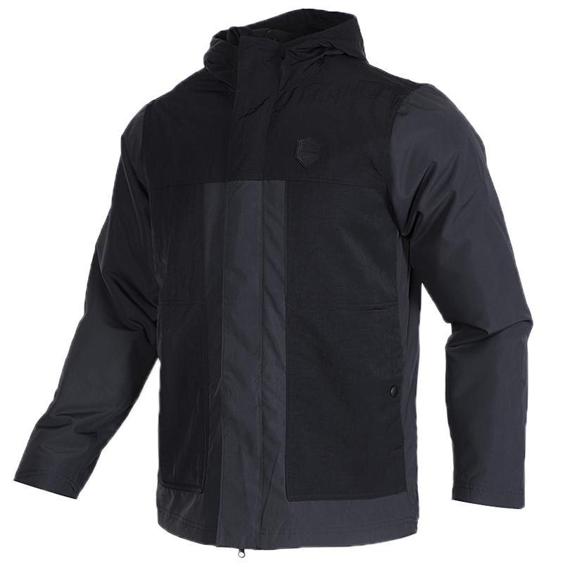 耐克 NIKE 男子 运动透气舒适防风休闲针织夹克外套 AT3903-723