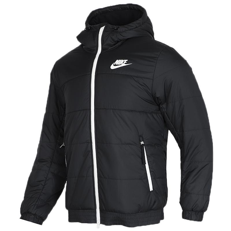 耐克 NIKE AS NSW SYN FILL JKT HD FZ 男子 运动服保暖防风舒适休闲外套棉服 BV4684-010