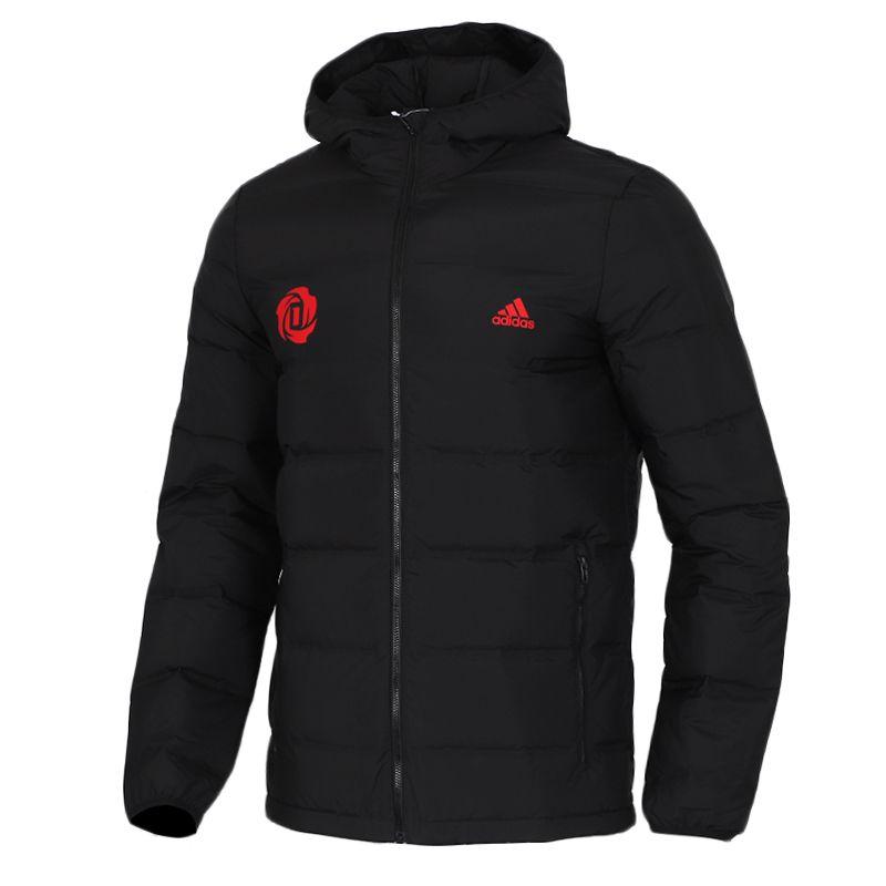 阿迪达斯 adidas DROSE DOWN JKT 男子 防风保暖舒适休闲外套羽绒服夹克 EI9714