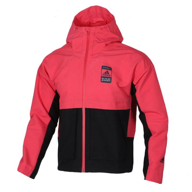 阿迪达斯 adidas U2JKT SILO 男子 舒适耐磨保暖户外防风外套夹克 FJ0179