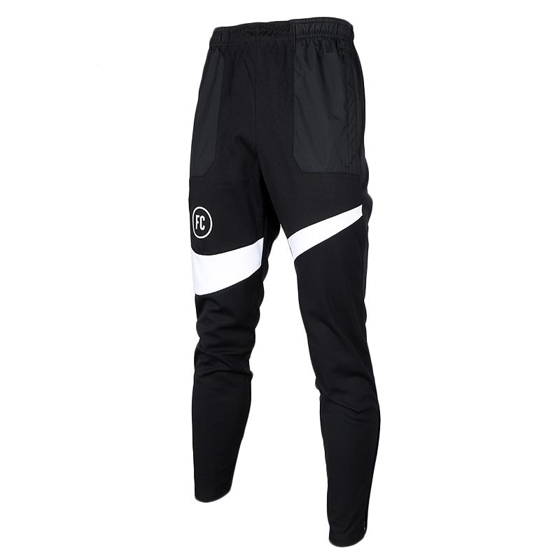 耐克 NIKE AS FC PANT KPZ 男子 运动裤训练长裤足球跑步大勾图案加厚保暖 AT6104-011