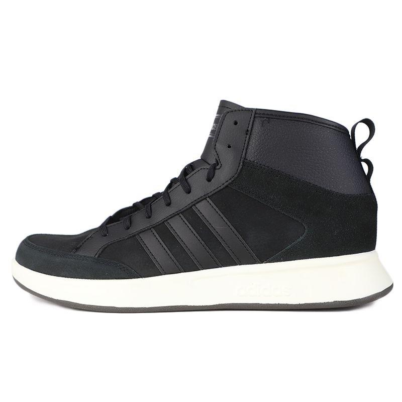 阿迪达斯 adidas  男子 运动鞋高帮耐磨舒适时尚休闲板鞋 EE9679