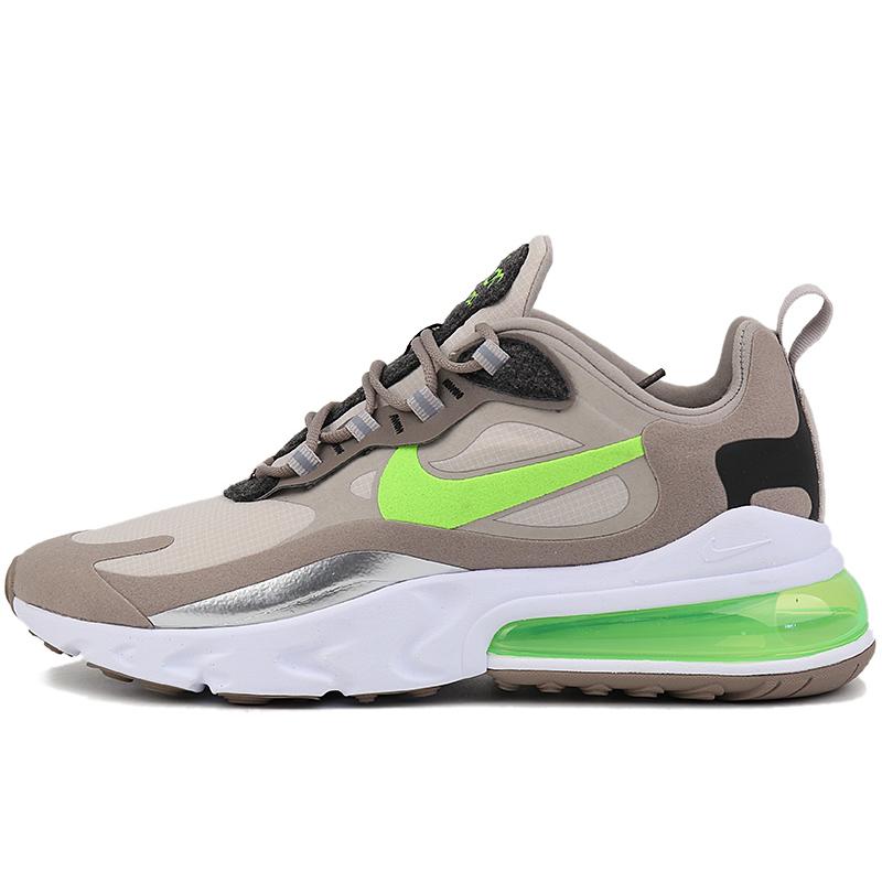 耐克NIKE 男鞋 AIR MAX 270 React运动缓震透气休闲舒适耐磨跑步鞋 CQ4598-231