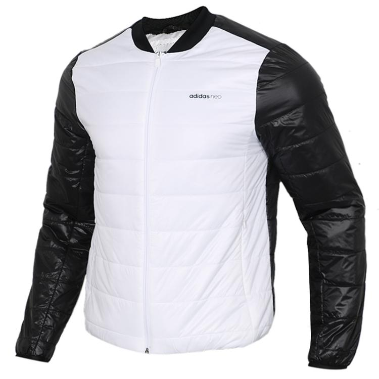 阿迪达斯 Adidas 男装 运动服棉衣休闲保暖防风棉服 DM2195