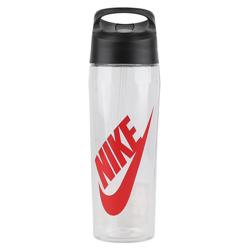 耐克NIKE HYPERCHARGE STRAW  男女 塑料水瓶运动水壶训练健身跑步篮球足球便携防漏水杯  AC4251-984