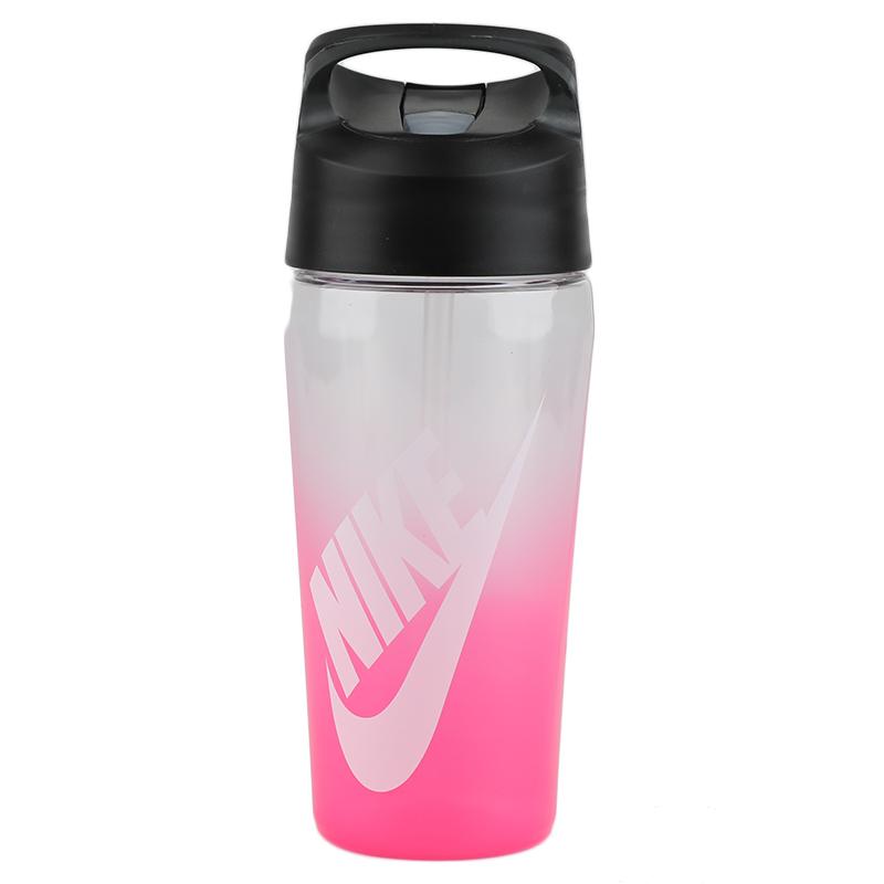 耐克NIKE HYPERCHARGE STRAW  男女 塑料水瓶运动水壶训练健身跑步篮球足球便携防漏水杯 AC4250-916