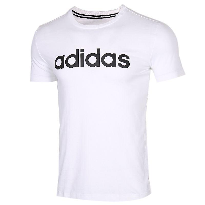阿迪达斯 adidas 男装 运动服跑步训练健身舒适透气休闲圆领T恤 FP7396