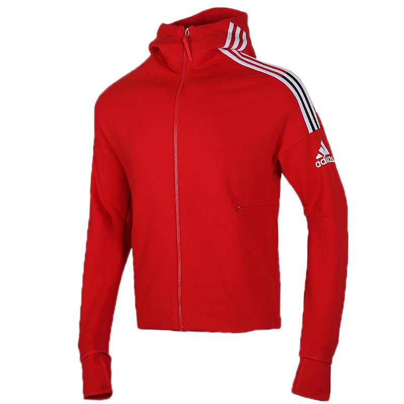 阿迪达斯 adidas ZNE hd 3ST 男装 运动服跑步训练透气舒适防风休闲外套夹克 FQ7230