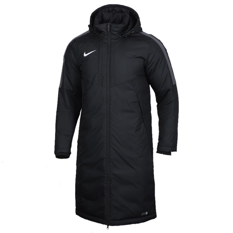 耐克Nike  男装 运动外套防风保暖中长款棉服 AR4502-010