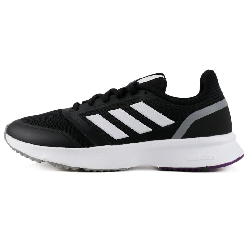阿迪达斯 adidas  女鞋 运动缓震透气休闲舒适耐磨跑步鞋 EH1377