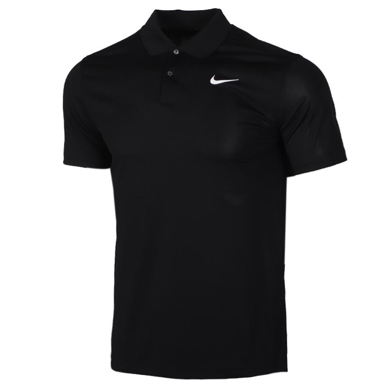 耐克 NIKE 男装 POLO衫运动服休闲透气针织短袖T恤 BV0355-010