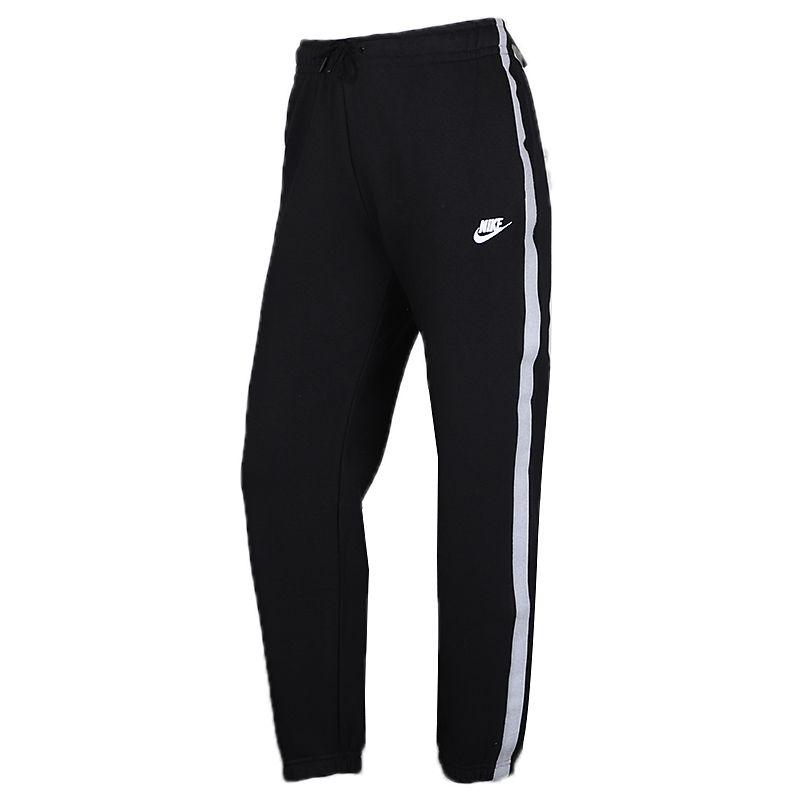 耐克 NIKE 女装 运动裤跑步训练健身舒适透气休闲针织长裤 CJ2037-010