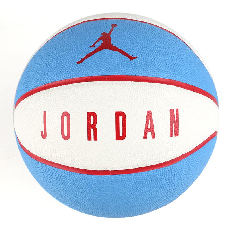 耐克 NIKE JORDAN ULTIMATE 8P 男女 室内外水泥地7号标准比赛篮球AJ防滑耐磨训练AirJordan蓝球  BB9137-183