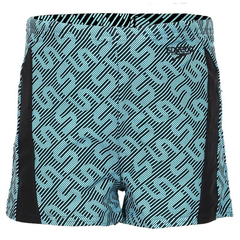 速比涛Speedo 青少年平脚泳裤 儿童 平角泳裤 41245379
