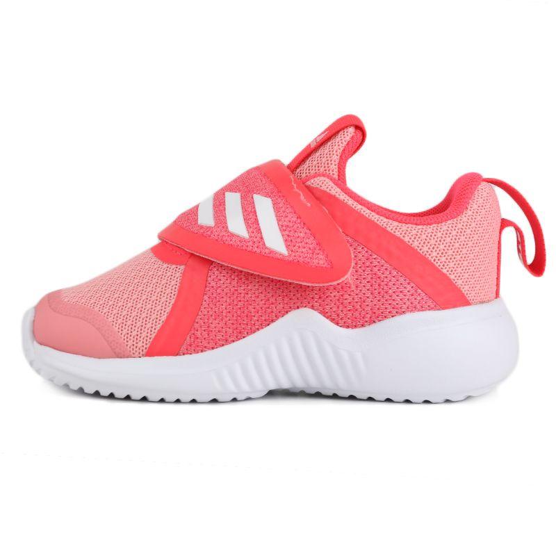 阿迪达斯 adidas FortaRun X CF I 儿童 防滑透气休闲小童鞋子舒适耐磨一脚穿跑步鞋 EF9713