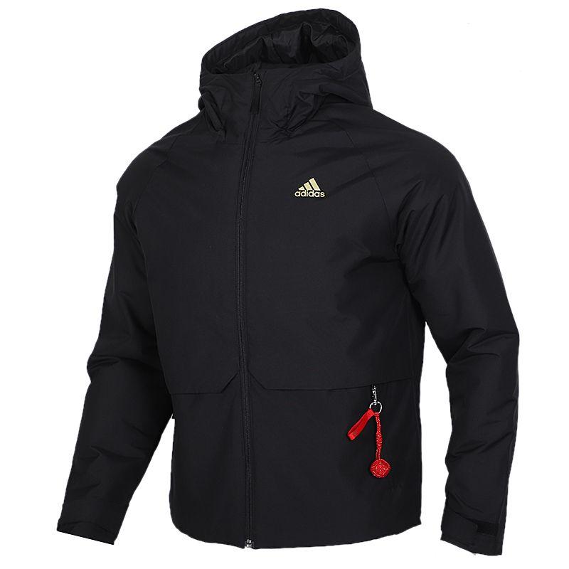 阿迪达斯adidas  男装 运动舒适休闲保暖防风外套夹克上衣 FT8912