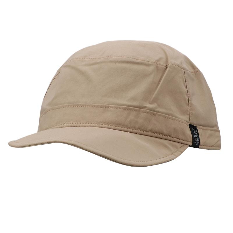 狼爪 Jack wolfskin CAP 男女 运动帽旅游登山遮阳帽休闲帽帽子 1908491-5605