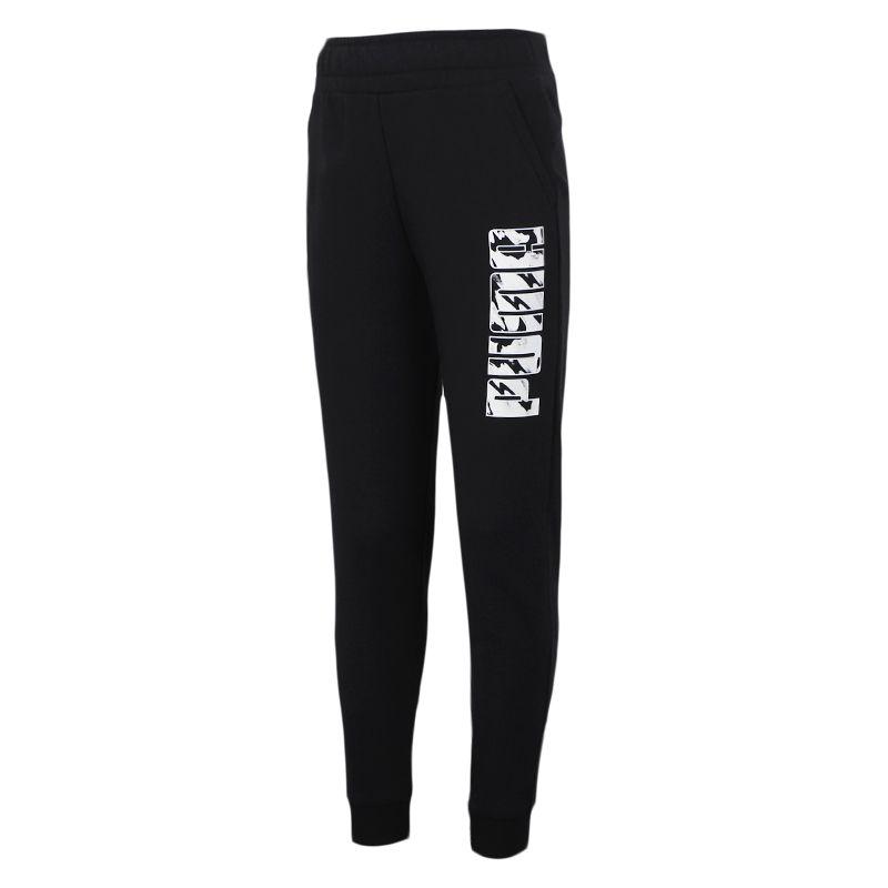 彪马 PUMA KA Sweat Pants TR cl B 儿童 运动裤跑步训练健身舒适透气休闲针织长裤 581345-01