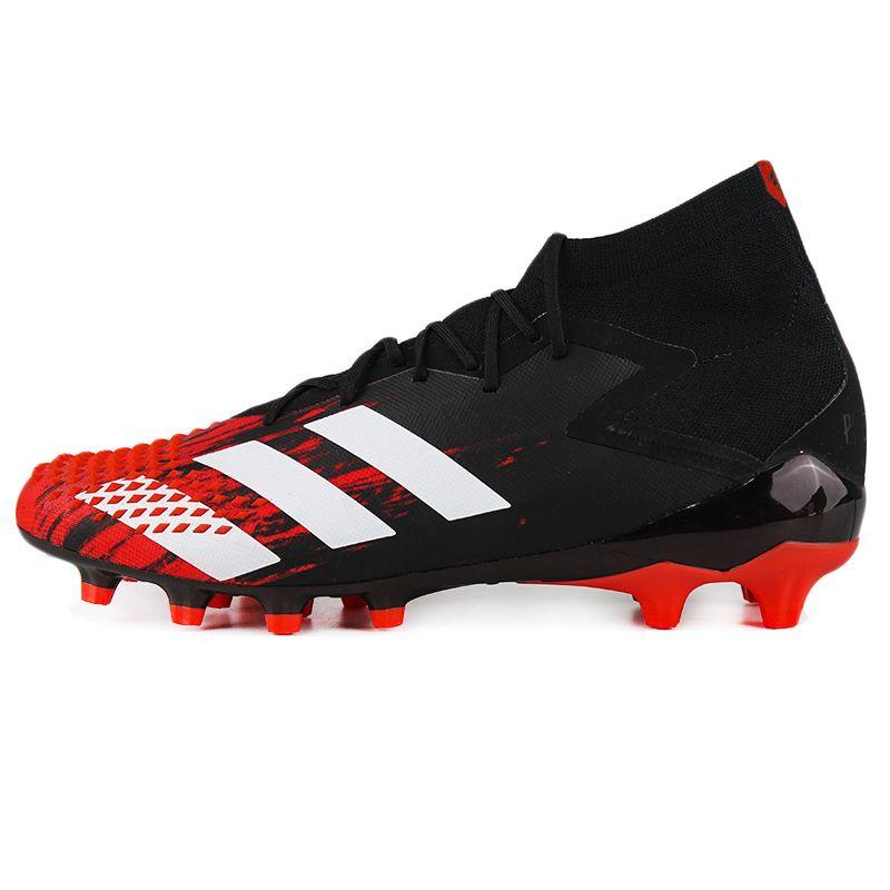 阿迪达斯 adidas  男鞋 运动鞋训练舒适耐磨透气猎鹰Predator 20.1 AG钉足球鞋 EF1632