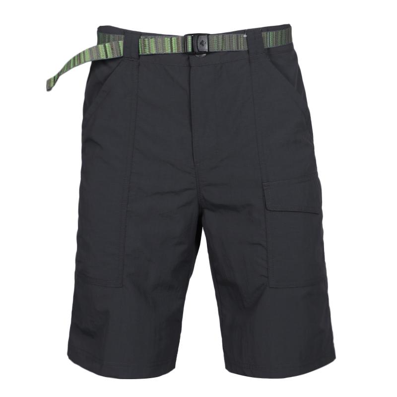 哥伦比亚 Columbia 男子时尚透气耐磨舒适训练休闲五分裤  AE0135011   AE0135441