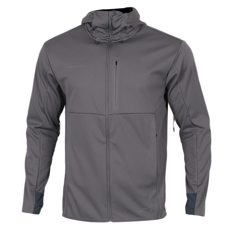猛犸象 MAMMUT Ultimate V SO Hooded Jacket AF Men 男装 夹克外套 针织夹克 1011-00350-00008