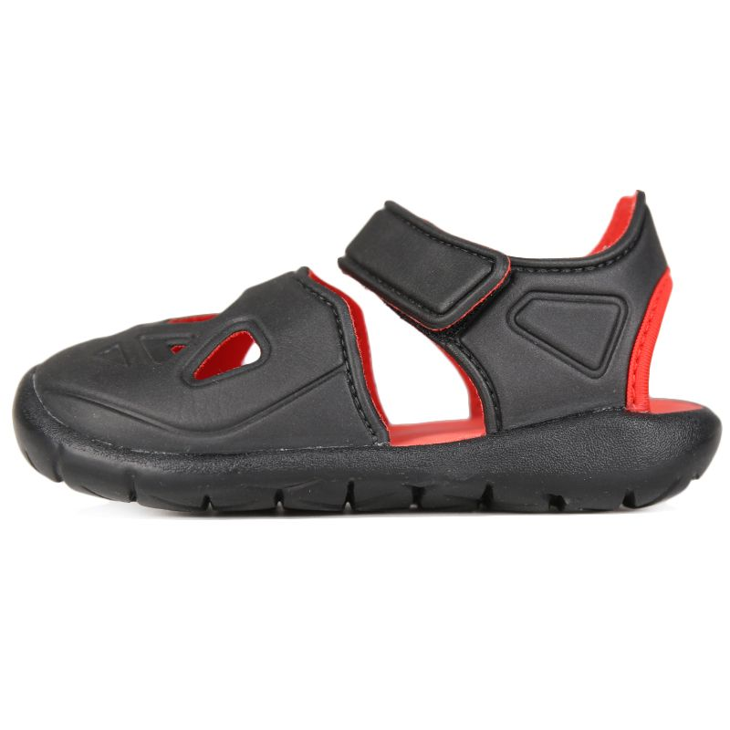 阿迪达斯 adidas FortaSwim 2 I 儿童 魔术贴儿童运动沙滩鞋 CQ0089