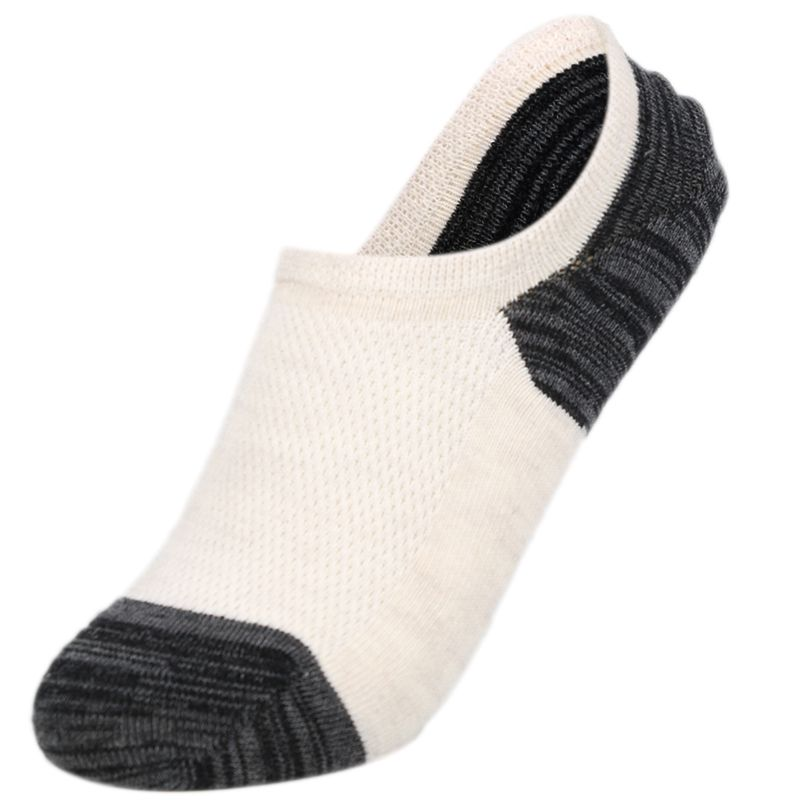 TOURMARK 男女 三双运动休闲船袜透气针织隐形袜短袜子 LXWZ-011