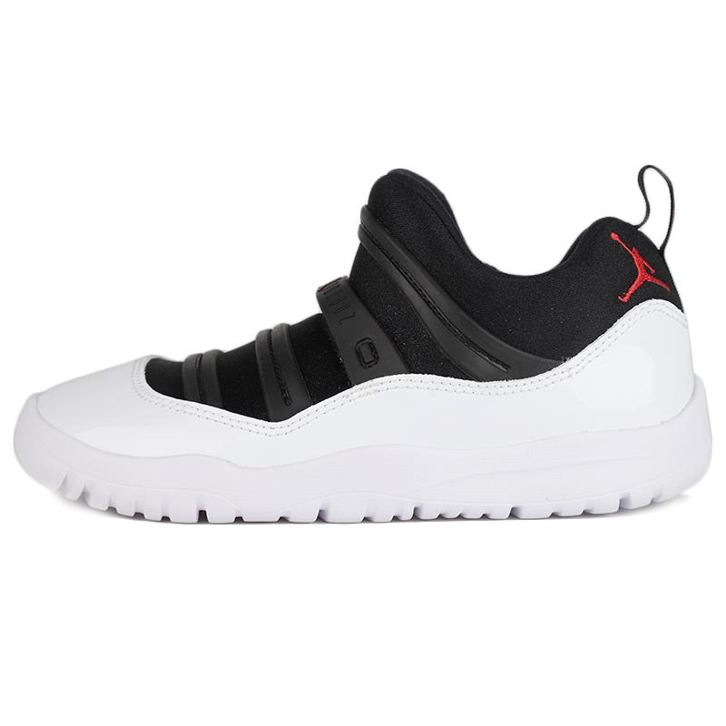 耐克 NIKE 儿童 运动鞋缓震耐磨舒适透气休闲训练篮球鞋 BQ7101-010