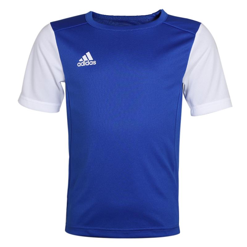 阿迪达斯 Adidas 儿童 运动服短袖圆领休闲运动舒适T恤 DP3217