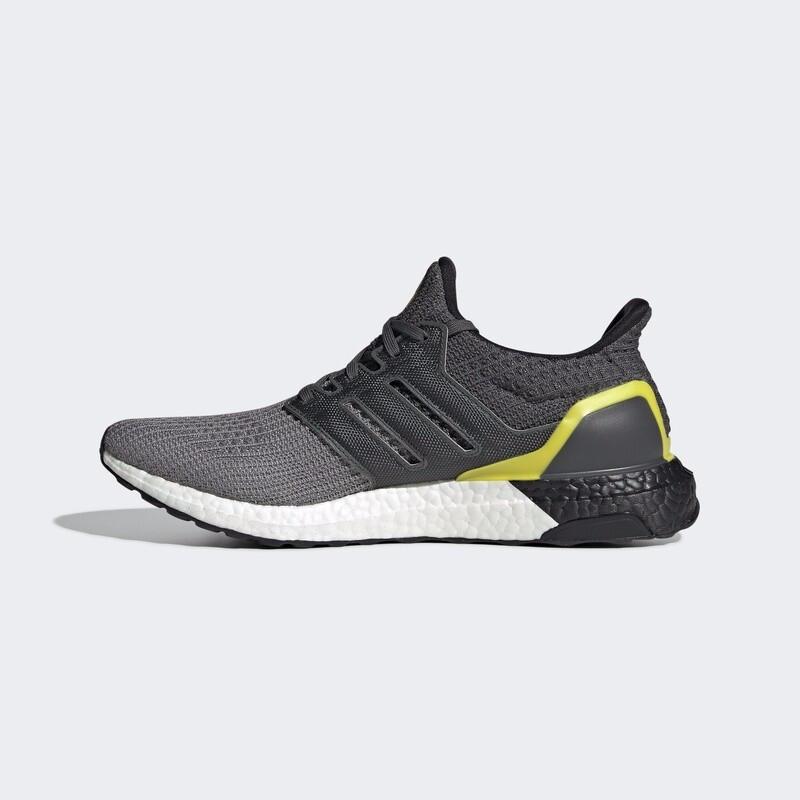 阿迪达斯 adidas 男鞋 Ultraboost19运动鞋休闲舒适透跑步鞋 G54003