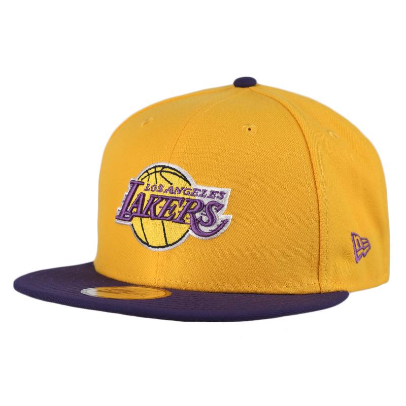 New Era  男女 950 可调节平檐鸭舌帽丨NBA系列运动帽 12359464