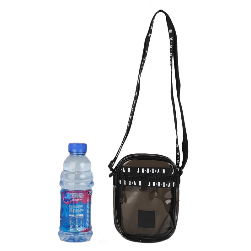 耐克 Nike  男女 运动训练健身包收纳小包骑行斜挎包跑步手机包 JD2023009GS-002