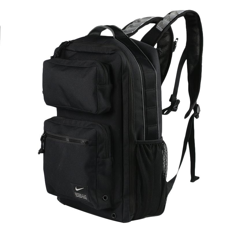 耐克 NIKE 男子 运动包旅行包学生书包休闲背包双肩包 CK2668-010