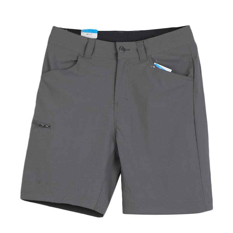 哥伦比亚 男装 运动裤跑步训练健身舒适透气休闲五分裤短裤 AE0660023