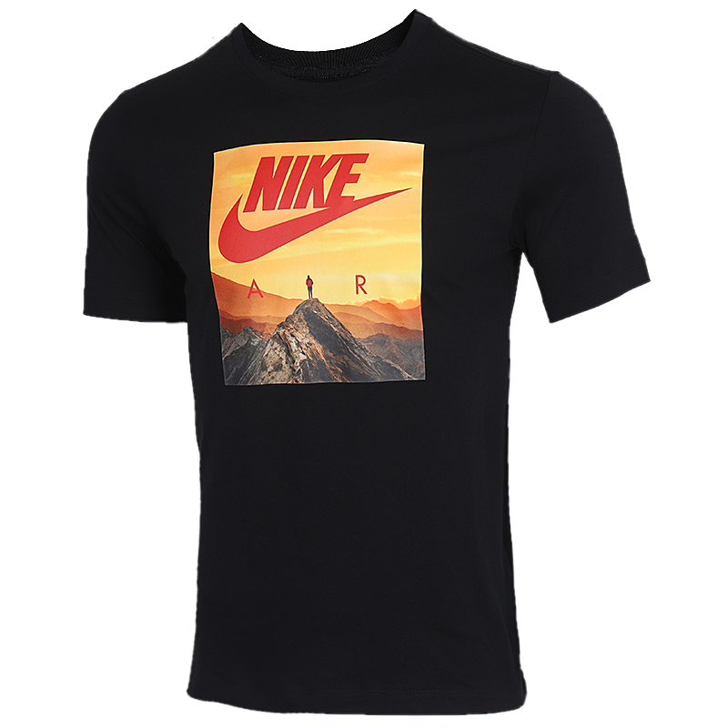 耐克 NIKE 男装 利拉德运动服潮流时尚快干透气舒适短袖T恤 CK4281-010  CK4281-100