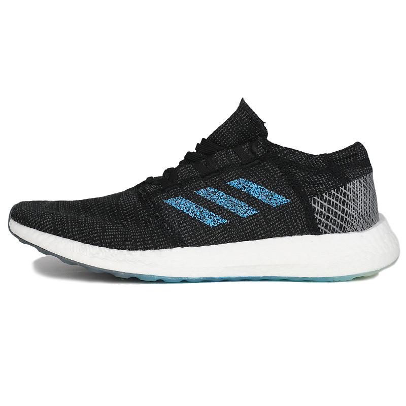 阿迪达斯Adidas  PureBOOST GO 男子 防滑舒适透气休闲跑步鞋 EF7634