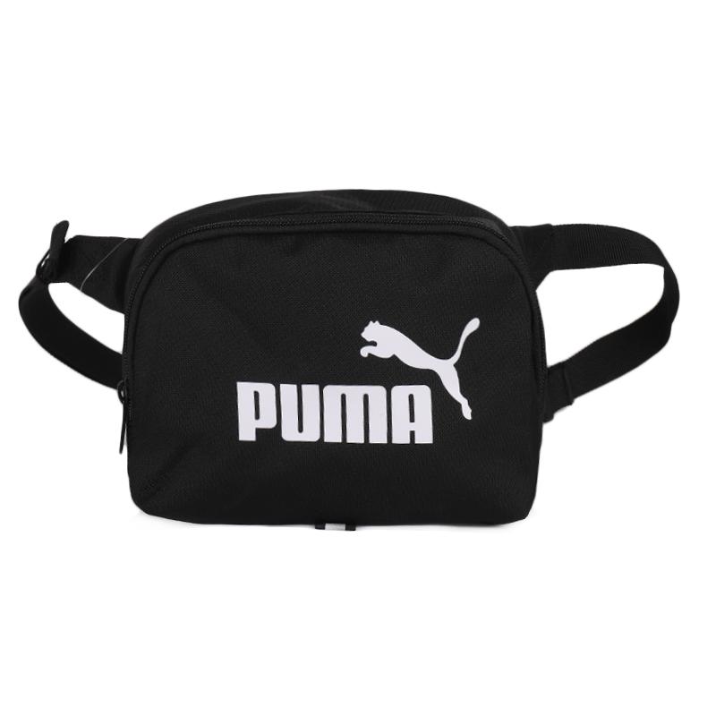 彪马 PUMA 男女 运动包健身训练时尚休闲包骑行手机包零钱包跑步腰包 076908-01