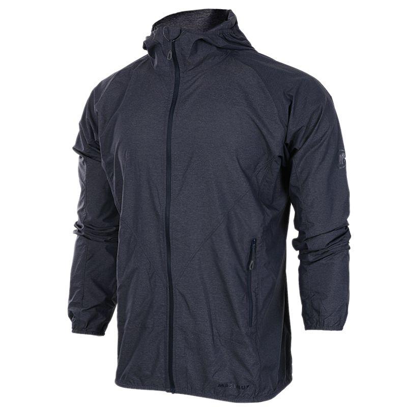 猛犸象MAMMUT Crag WB Hooded Jacket Men 春秋时尚户外软壳夹克 1010-19850-5784
