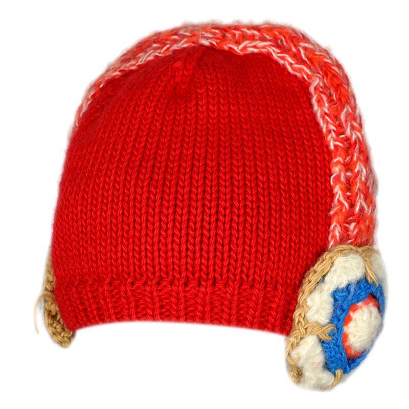 卡蒙 运动防风保暖透气休闲帽针织帽子 KM-1616-03