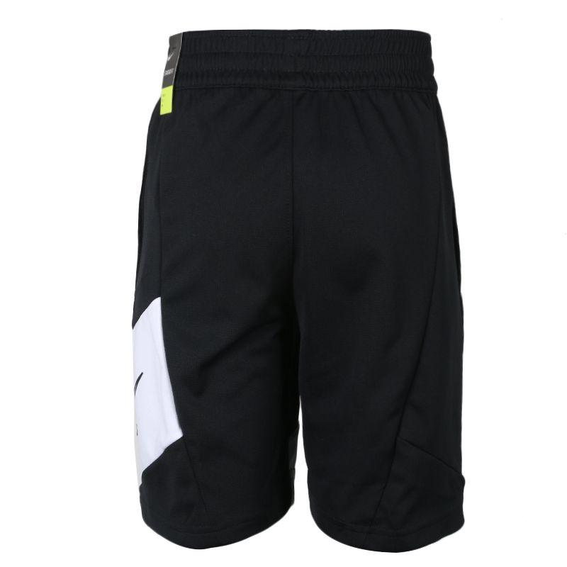 耐克 NIKE  儿童 运动裤舒适透气休闲健身训练跑步短裤五分裤 CJ8068-010