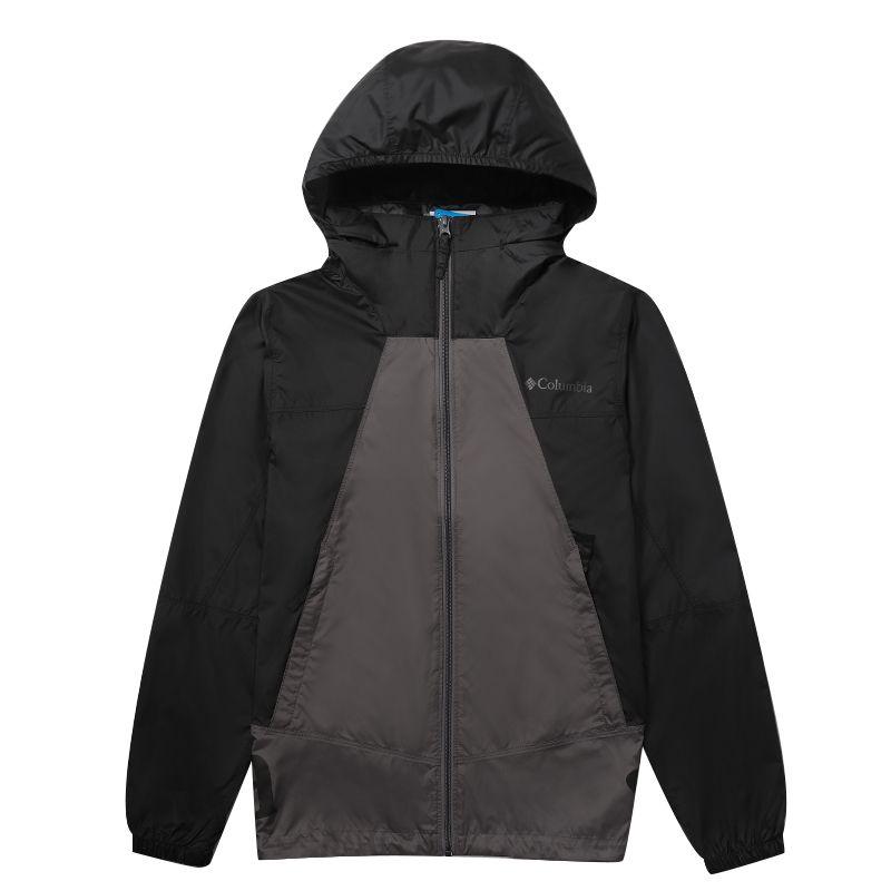 哥伦比亚 Point Park™ Windbreaker 男装 户外运动透气皮肤衣夹克外套 KE0085023
