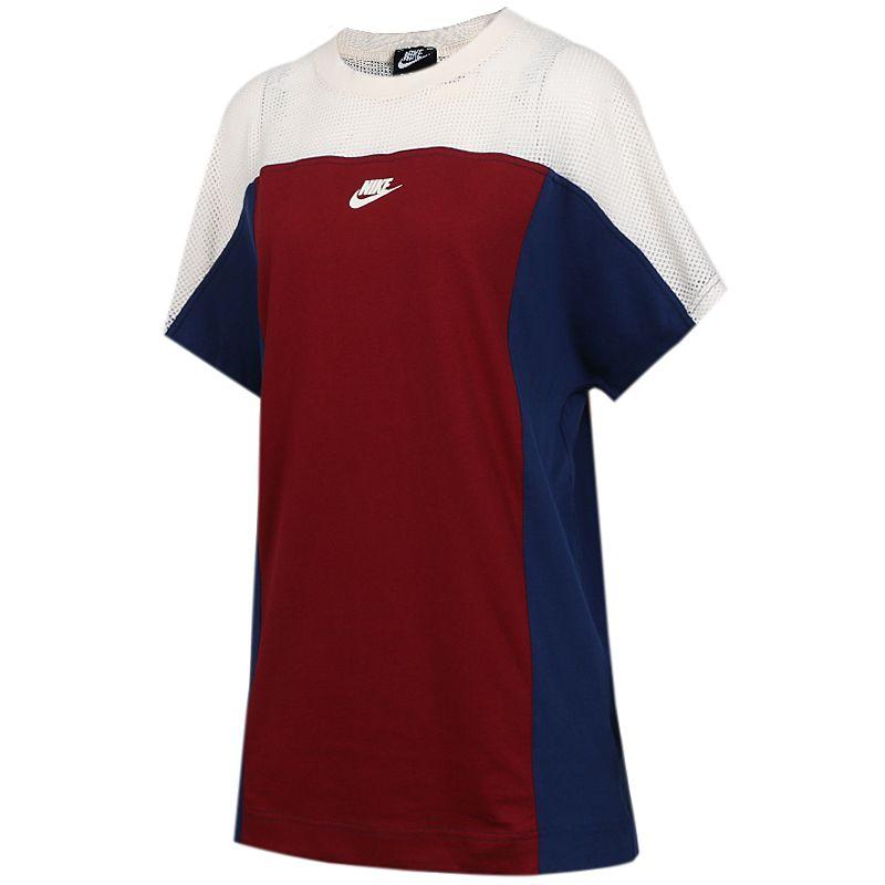 耐克NIKE W NSW DRESS MESH 女装 短裤 连衣裙 AR2405-677