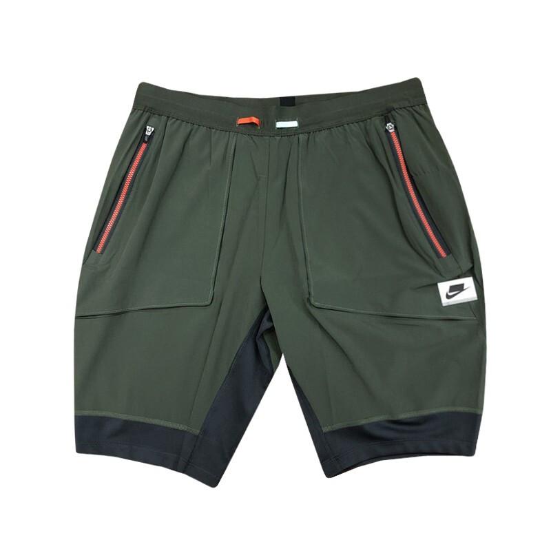 耐克NIKE AS M NK WILD RUN HYRBID SHORT 男装 短裤/中短裤 针织短裤 BV5587-355