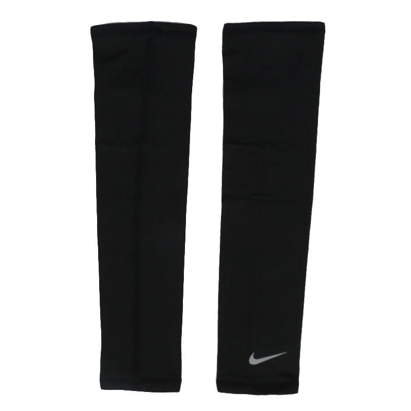 耐克 Nike 男女 休闲透气舒适两只装出行遮阳篮球训练护肘护臂套 AC3397-011